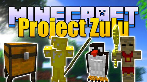 Мод Project Zulu Minecraft