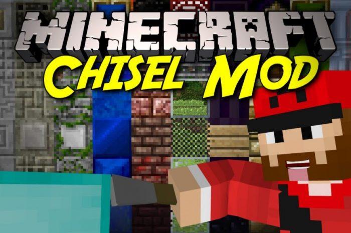 Мод Chisel Minecraft