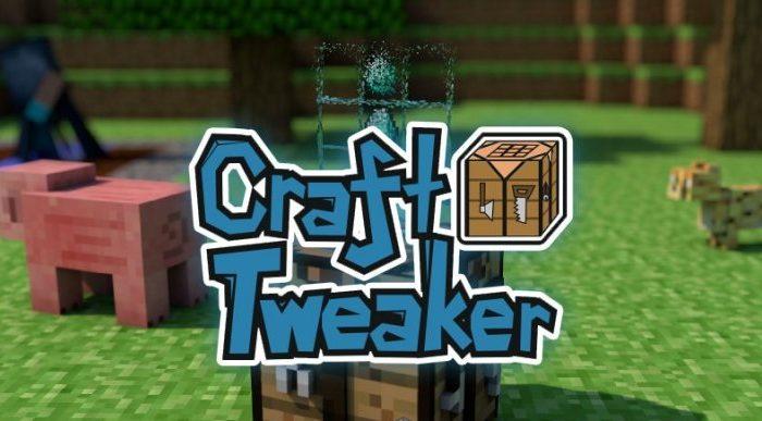 Мод CraftTweaker Minecraft