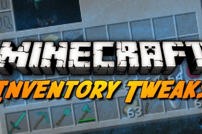 Мод Inventory Tweaks Minecraft