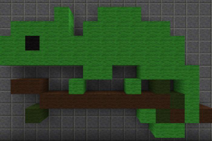 Мод Chameleon Minecraft