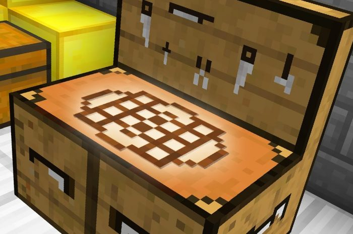 Мод FastWorkbench Minecraft