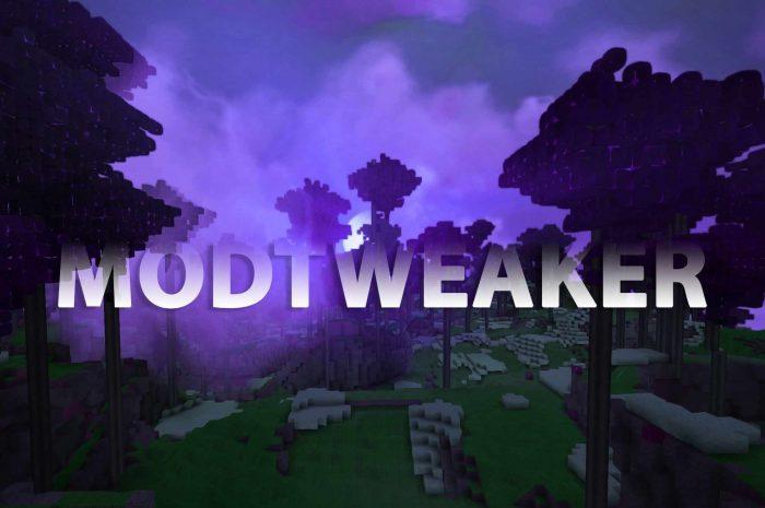 Мод ModTweaker Minecraft