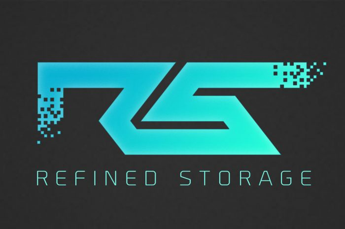 Мод Refined Storage Minecraft
