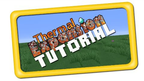 Мод Thermal Expansion Minecraft