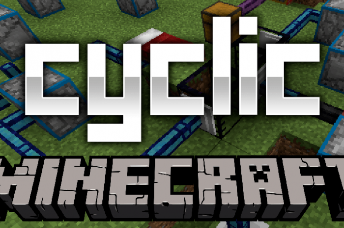 Мод Cyclic Minecraft