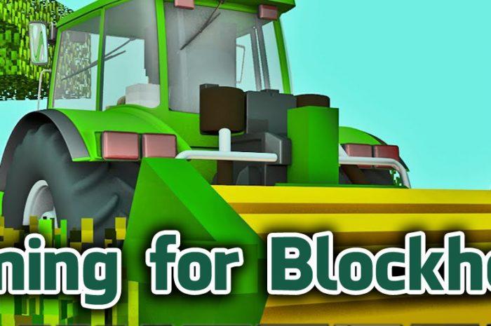Мод Farming for Blockheads Minecraft