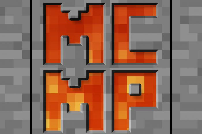 Мод MCMultiPart Minecraft