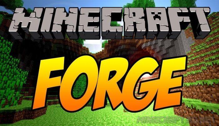 Мод Minecraft Forge