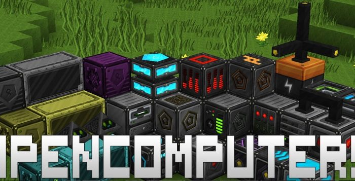 Мод OpenComputers Minecraft