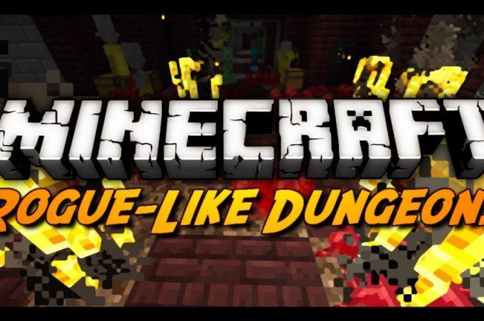 Мод Roguelike Dungeons Minecraft