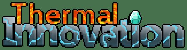 Мод Thermal Innovation Minecraft