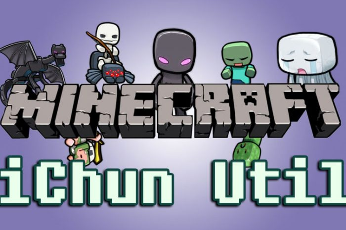Мод iChunUtil Minecraft