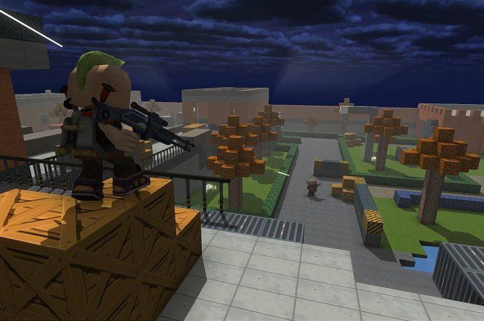 Игры в стиле Майнкрафт, в которые можно поиграть онлайн в браузере