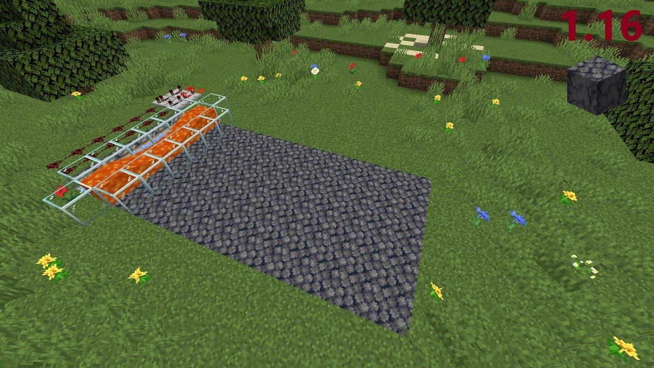 Базальт в игре Minecraft гайд (1)