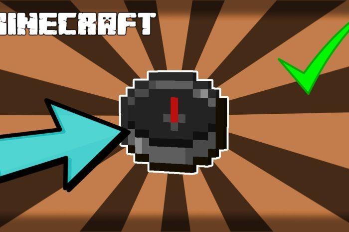 Компас в Minecraft: как сделать и использовать?
