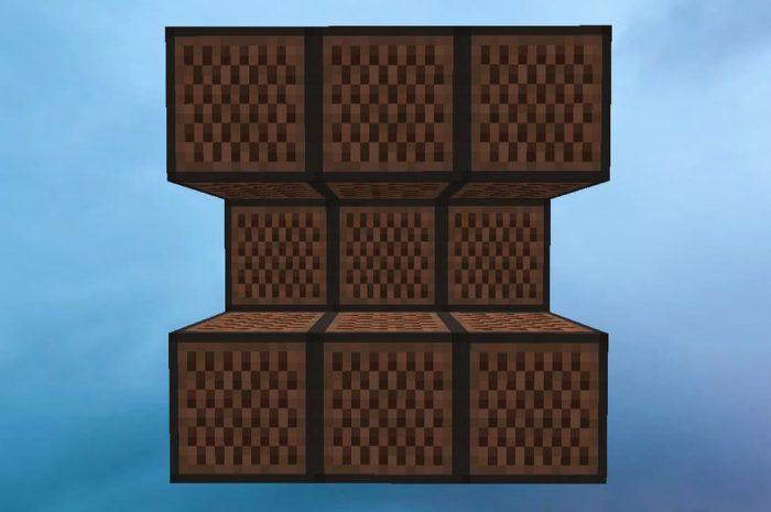 Как скрафтить музыкальный блок в Minecraft