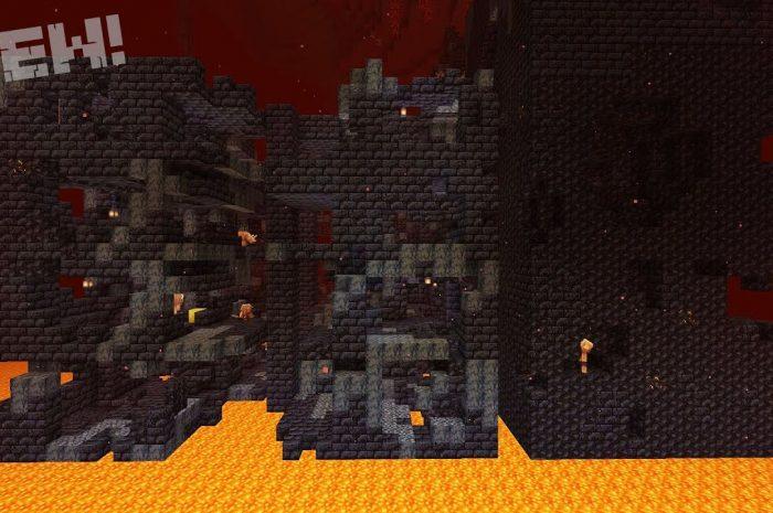 Развалины бастиона Майнкрафт: подробный гайд